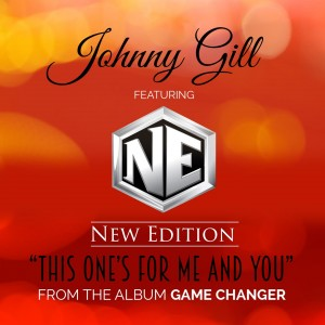 JGILL featuring NE - Artwork - This One's For Me And You