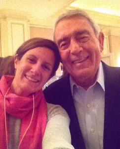 Dan Rather selfie Jan 8 2016