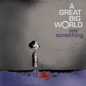 agbw say something album cover