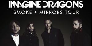 imaginedragons smoke and mirrors tour