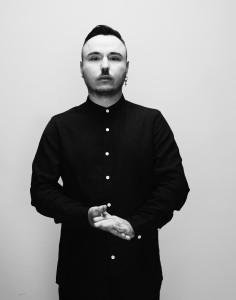 Duke Dumont solo black n white
