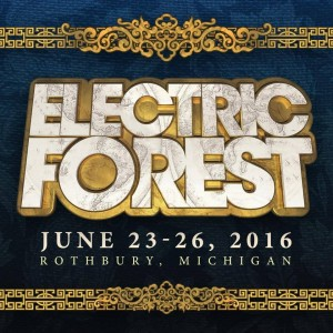 Electric Forest Fest 2016 Logo