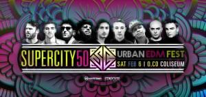 Super City 50 Festival