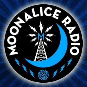 Moonalice Radio Logo