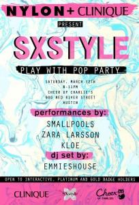 SXSW NYLON PARTY