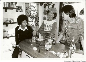 ben-fong-torres with Jackson 5