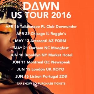 dawnrichardtour