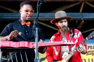 MGF-April30-PhotoCred Melanie Escombe-Wolhuter - Robert Randolph and Kenneth Brian Band