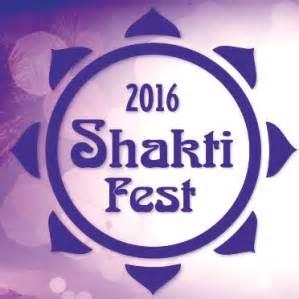 Shakti Fest 2016 Logo