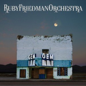 GEM Album Art - Ruby Friedman Orchestra