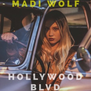 Hollywood Blvd. Cover Art