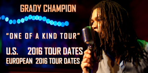 GC US Euro 2016 Tour Dates