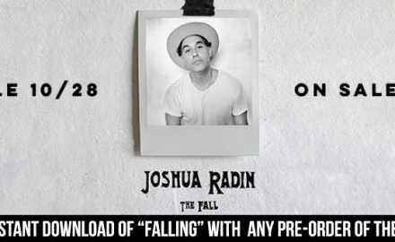 joshua radin the fall