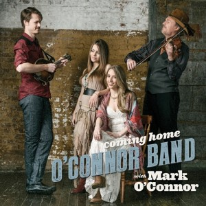 O'Connor Band - Coming Home Cover Art - John David Pittman