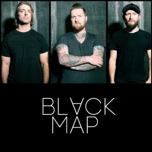 Black Map Promo 9.22.16 Collage Border Dark Aqua Grunge Crop Green Dk Sq Logo