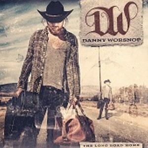 Danny Worsnop_The Long Road Home_Album Artwork_LR