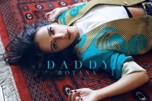 Rotana Daddy single art