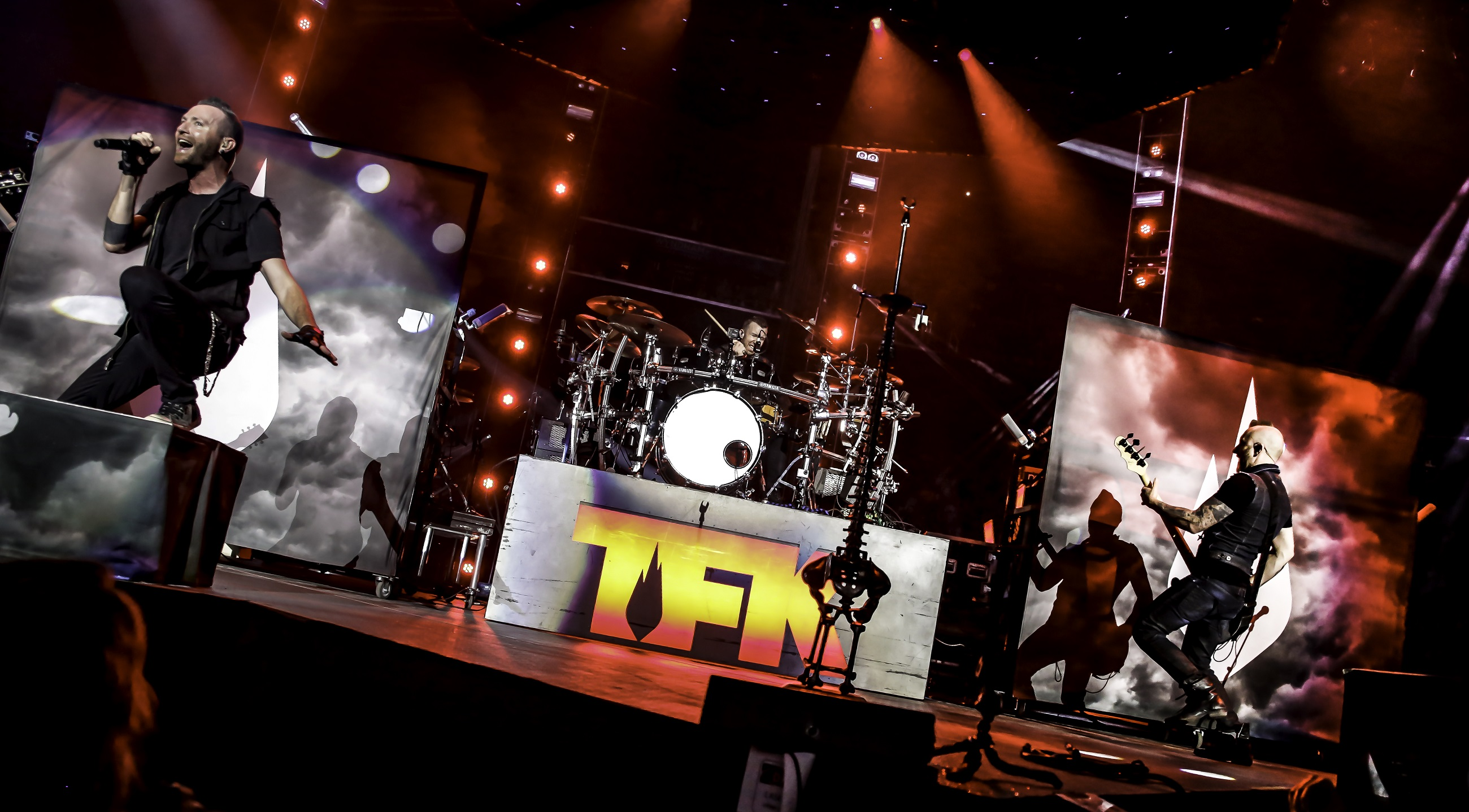 An Interview With The Rock Band THOUSAND FOOT KRUTCH On Their Latest