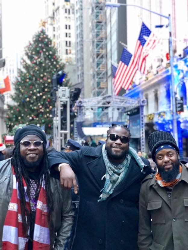 An Interview With The Grammy Winning Reggae Band Morgan