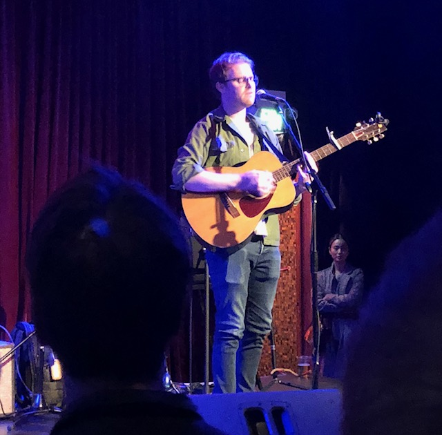 ETHAN GRUSKA Performs At LA's Bootleg Theater!   All Access Music
