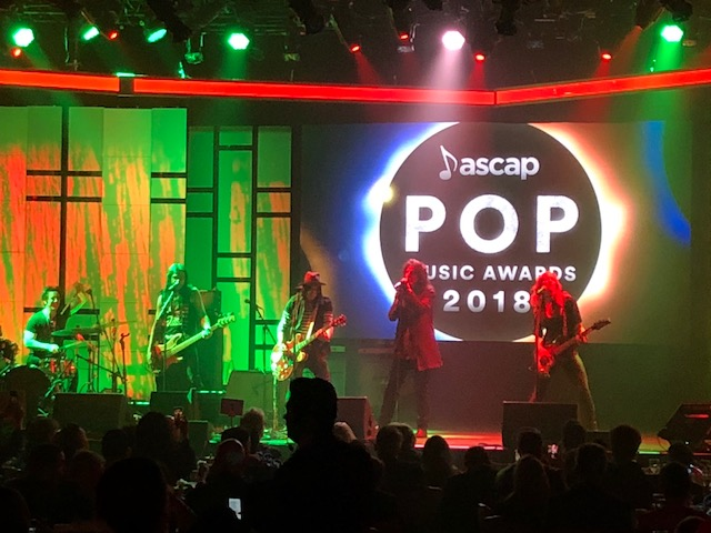 Beverly Hills Hilton Hotel Hosts The 35th Annual ASCAP Pop