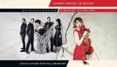 An Interview with the Evanescence Singer, Now Turned Solo