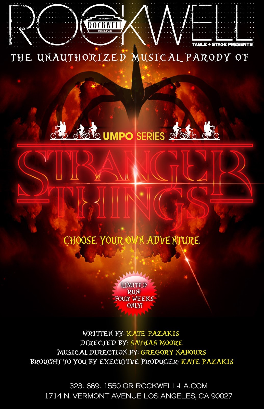 The 'Unauthorized Musical Parody of Stranger Things' Comes